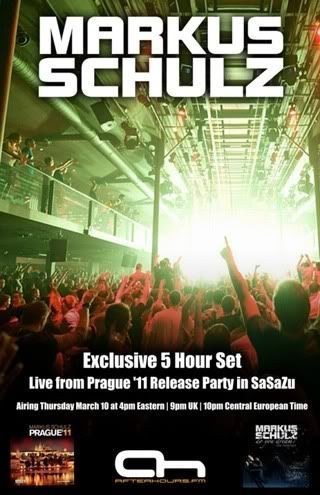Recorded Live from the Prague '11 Release Party in SaSaZu (10-03-2011)