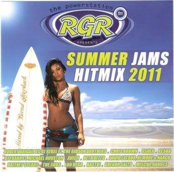 RGR Presents Summer Jams Hitmix 2011 (Mixed By Bernd Loorbach)