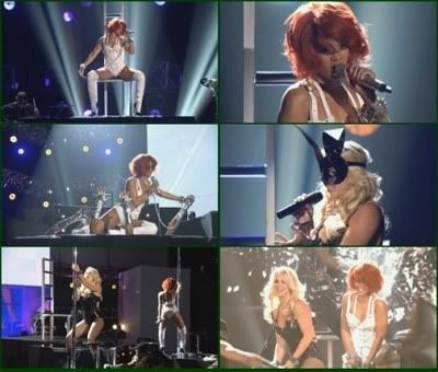 Rihanna ft. Britney Spears - S&M (Live at Billboard Music Awards 2011) HDTVRip 720p