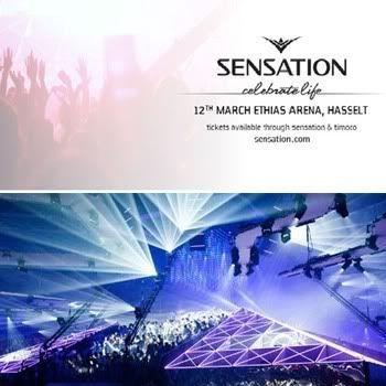 VA - Sensation White Belgium 2011
