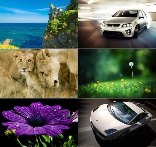 The Best Mixed Wallpapers Pack 284