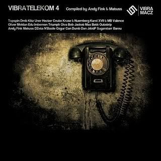 Vibratelekom Volume 4 (Compiled by Andy Fink & Matuss)