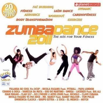 VA - Zumba Dance 2011