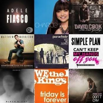 iTunes Singles Pack Vol 033