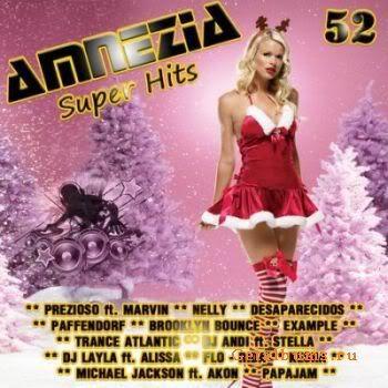 VA - Amnezia Super Hits 52 [2CD]
