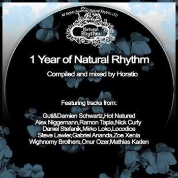 1 Year Of Natural Rhythm