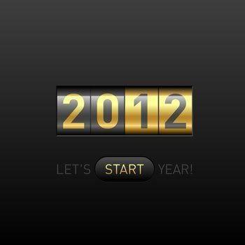 2012 Let's Start Year! (2012)