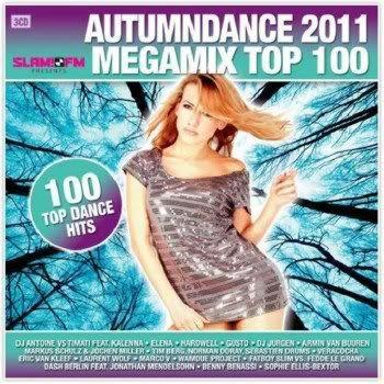 Autumndance 2011: Megamix Top 100 [3CD]