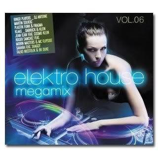 Elektro House Megamix Vol 6 [2CD] (2011)