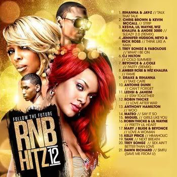 Follow The Future - R&B Hitz 12 (2012)