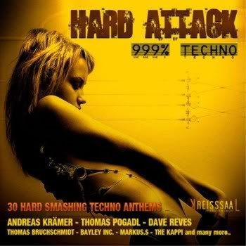 Hard Attack - Best Of New Techno Vol 1