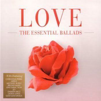 Love. The Essential Ballads [3CD] (2012)