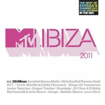 MTV IBIZA 2011 [3CD]