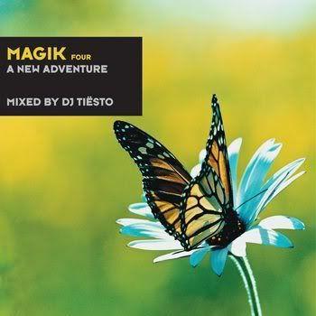 Magik Four: A New Adventure (Mixed By DJ Tiesto) (2012)