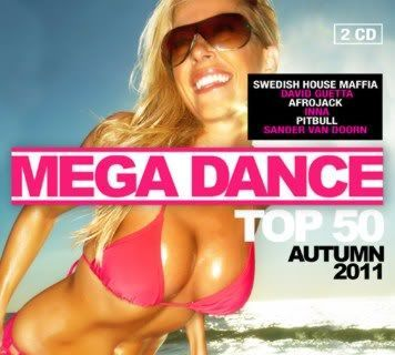Mega Dance Top 50 Autumn 2011 [2CD]