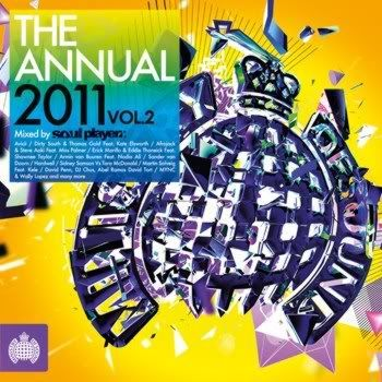 Ministry Of Sound: The Annual 2011 Vol 2 [2CD]