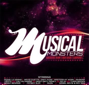 Musical Monsters Presents: Chapter 1 (2011)