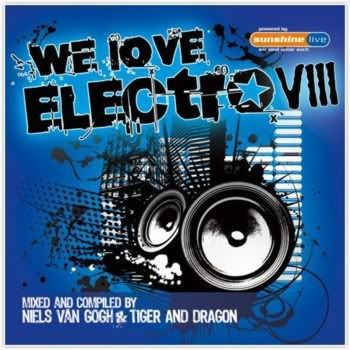 We Love Electro Vol VIII [2CD] (2011)