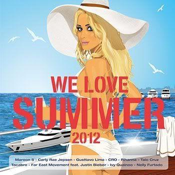 We Love Summer 2012 [2CD] (2012)