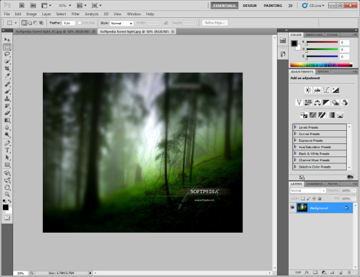 Adobe Photoshop CS5 Extended v12.0 (Mac)