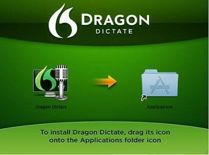 Dragon Dictate 2.03 (GER) (MacOSX)