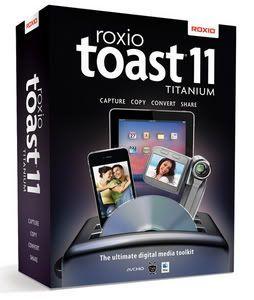 Roxio Toast Titanium 11.0.2 (MacOSX)