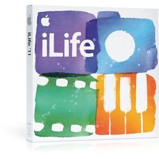 Apple iLife 2011 Mac-OSX