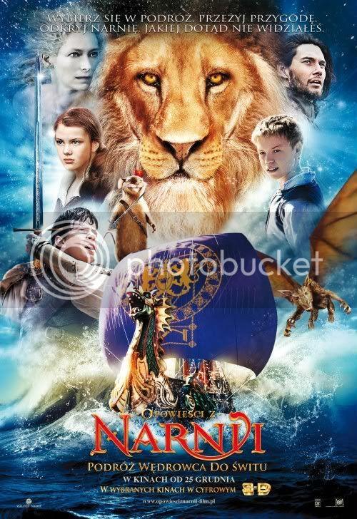 Opowieści z Narnii: Podróż Wędrowca do Świtu / The Chronicles of Narnia The Voyage of the Dawn Treader (2010) PLDUB MD 480p BRRip XviD AC3-ELiTE [2Ser