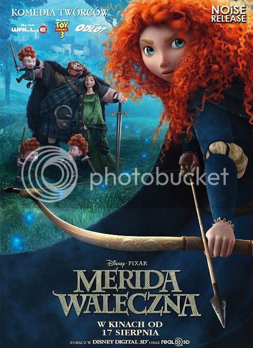 Merida Waleczna / Brave (2012) PLDUB.DVDRip.XviD.AC3-M121 *DUBBiNG PL*