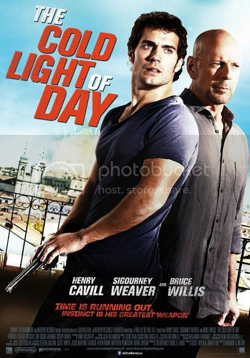 Zimne światło dnia / The Cold Light of Day (2012) PL.DVDRip.XviD-BiDA / Lektor PL