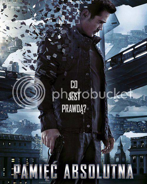 Pamięć Absolutna / Total Recall (2012) PLSUBBED DVDRip XViD AC3-SLiSU / Napisy PL