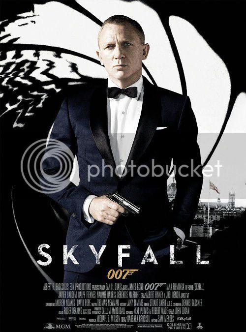 Skyfall (2012) PLSUBBED TS XviD-BiDA / Napisy PL
