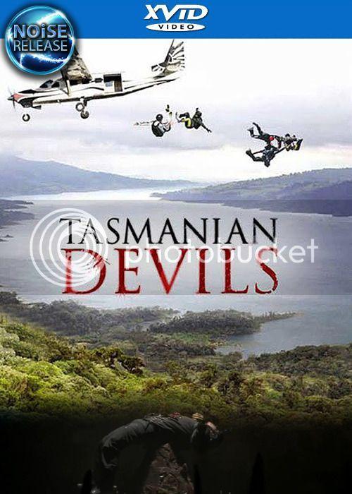 Diabeł Tasmański / Tasmanian Devils (2013) PL DVBRip XviD-BiDA / Lektor PL