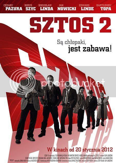 Sztos 2 (2012) PL.DVDRip.XviD-Zet / Film Polski