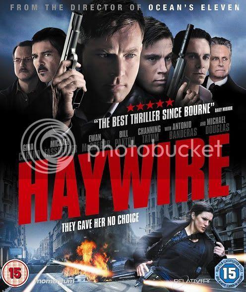 Haywire (2011) PL.480p.BRRip.XViD.AC3-NOiSE | POLSKI LEKTOR