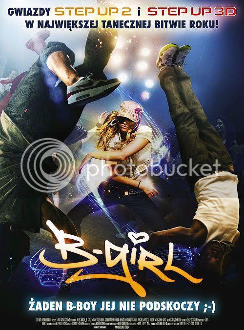 B-Girl (2009) PL.DVDRip.XViD.AC3 / Lektor PL