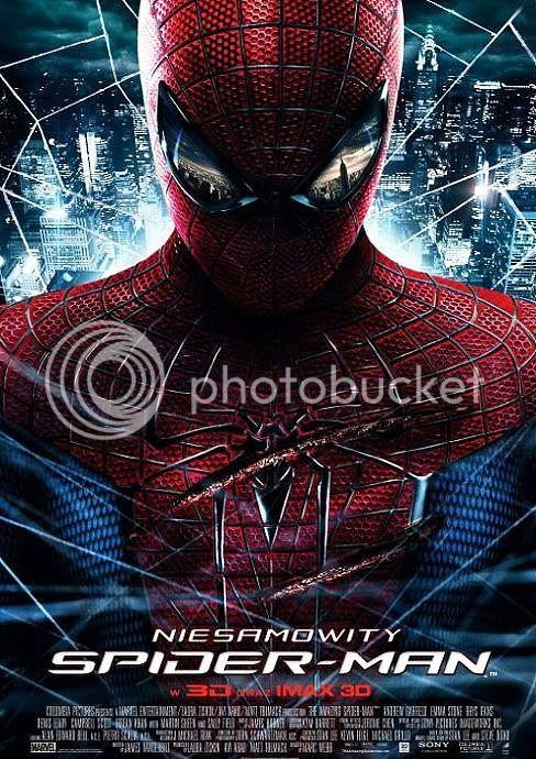 Niesamowity Spider-Man / The Amazing Spiderman (2012) PLDUB BRRip XviD-BiDA / DUBBiNG PL