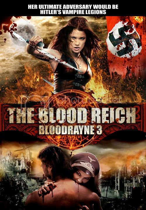 Bloodrayne: Trzecia Rzesza / Bloodrayne: The Third Reich (2010) PL.SUBBED.DVDRip.XviD *NAPiSY PL*