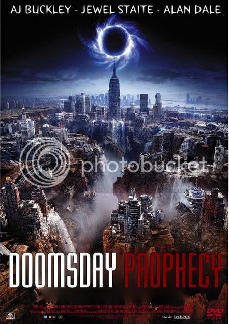 Proroctwo Doomsday / Doomsday Prophecy (2011) PL DVDRip XViD-J25 / LEKTOR PL