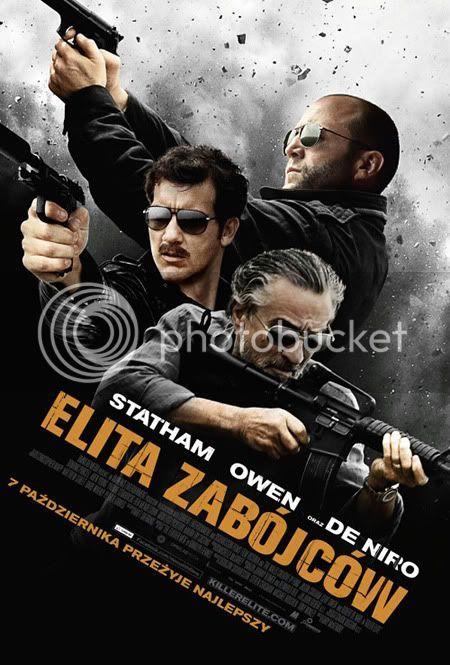 Elita zabójców / Killer Elite (2011) PLSUBBED BLURRED HDRip XViD AC3-NOiSE / NAPISY PL