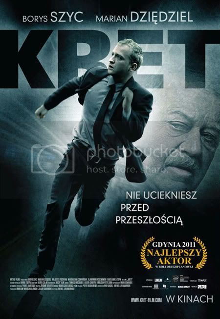 Kret (2011) PL 480p DVDRip XViD AC3-NOiSE / FILM POLSKI