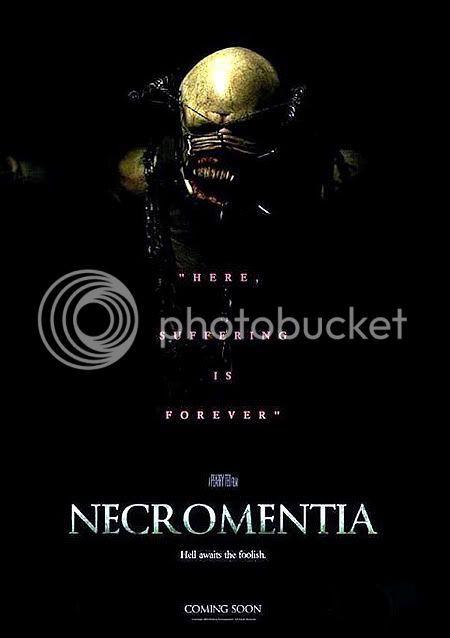 Nekromancja / Necromentia (2009) PL.DVDRip.XViD / Lektor PL