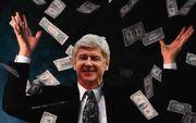 阿仙奴為解僱雲加付出1,700萬鎊