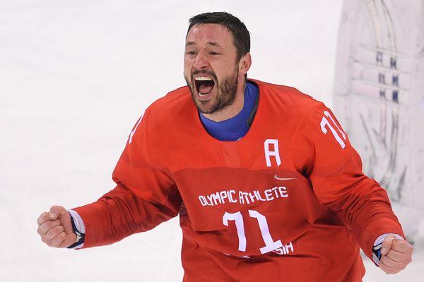 Ковальчук засобирался в НХЛ после победы на Олимпиаде