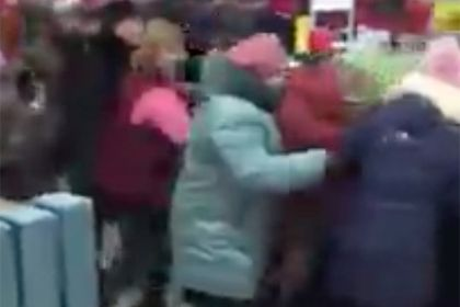 Россияне устроили набег на «Магнит»