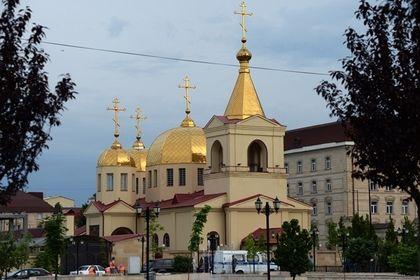Личности напавших на церковь в Грозном боевиков установлены
