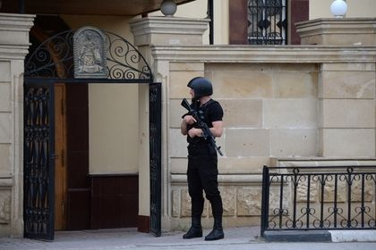 Стали известны подробности нападения боевиков на храм в Грозном