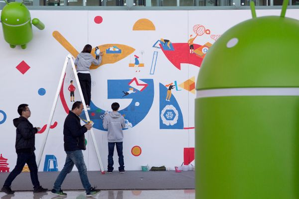 Найден опасный способ распространения вирусов на Android-смартфонах