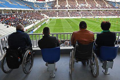 Фанат из США подарил россиянину инвалидное кресло за 10 тысяч долларов