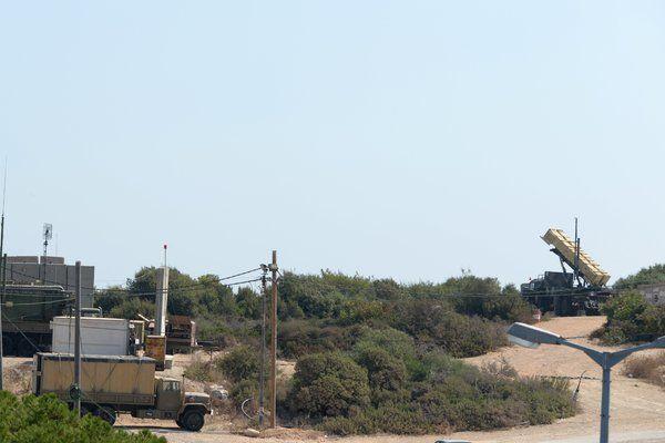 Сирийский беспилотник ушел от израильской ракеты